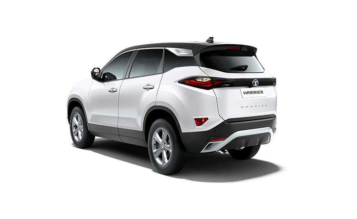 Tata Harrier Price in India, Images, Mileage, Features