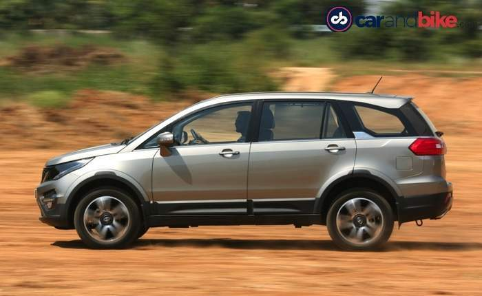 Tata Hexa Price In India Images Mileage Features Reviews Tata Cars