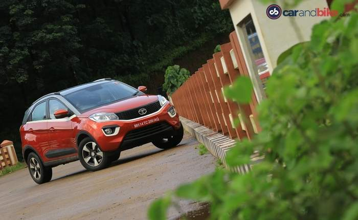 Tata Nexon Price In India Gst Rates Images Mileage Features