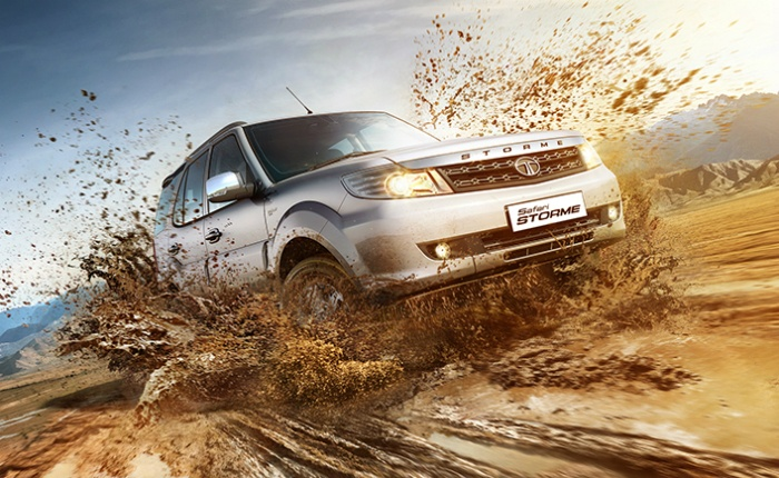 8578821dacac Tata Safari Storme Price in India
