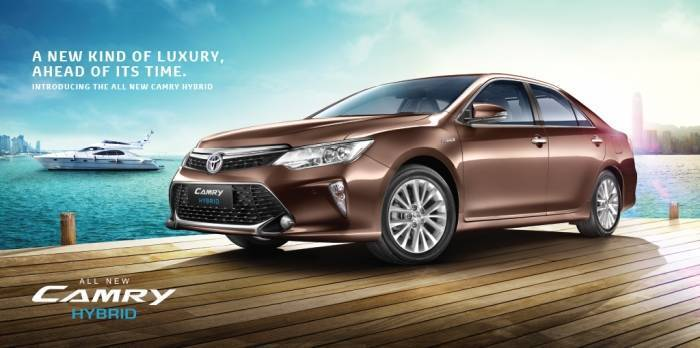 Toyota Camry Banner