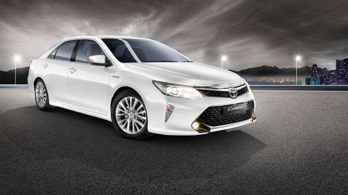 Toyota Camry Front View
