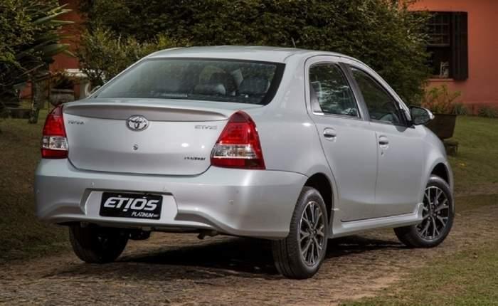 Toyota Platinum Etios Price In India Images Mileage Features