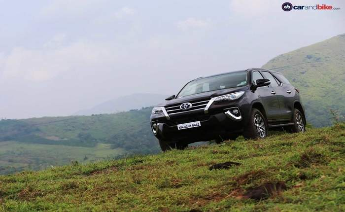 Toyota Fortuner Price in Bangalore: Get On Road Price of