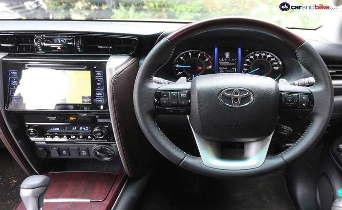 toyota fortuner price in india images mileage features reviews toyota cars. Black Bedroom Furniture Sets. Home Design Ideas
