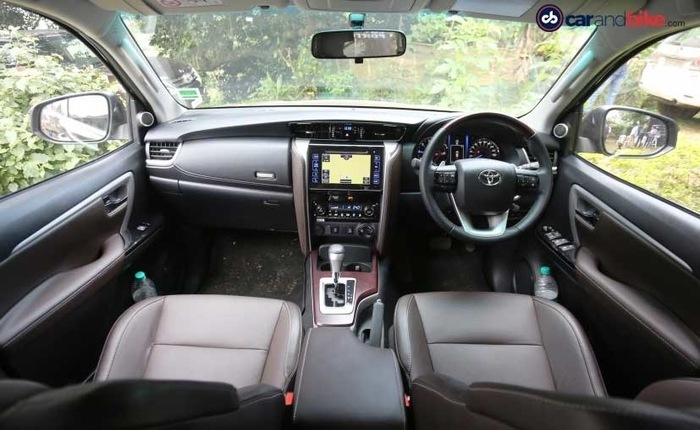 Toyota Fortuner Price In India Images Mileage Features Reviews