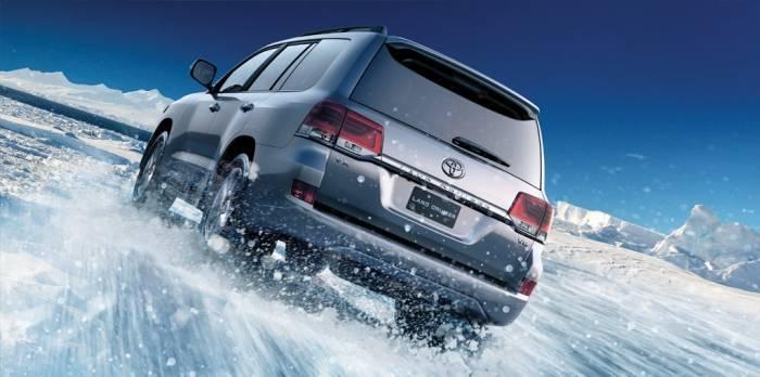 Toyota Land Cruiser Price In India Images Mileage Features