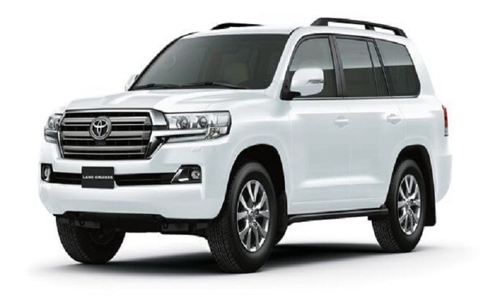 Toyota Land Cruiser Price In India Images Mileage Features