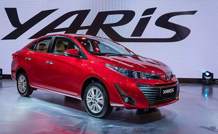 Toyota Yaris 2018 Price In India Launch Date Review