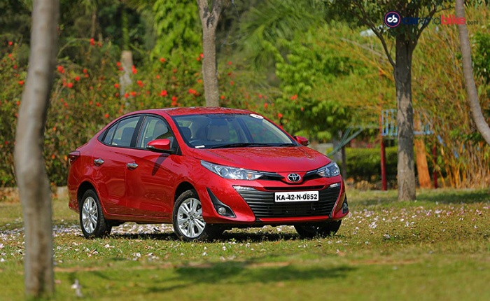 Toyota Yaris Price in India, Images, Mileage, Features