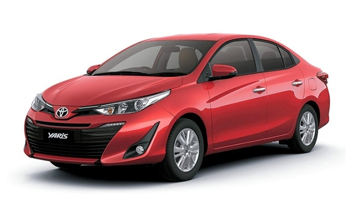 toyota yaris 2018 price in india launch date review specs yaris images. Black Bedroom Furniture Sets. Home Design Ideas