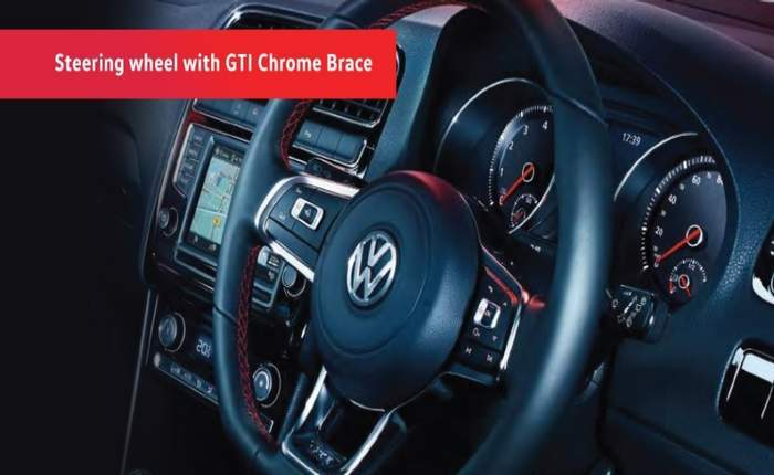 Polo Gti Steering Mounted Controls