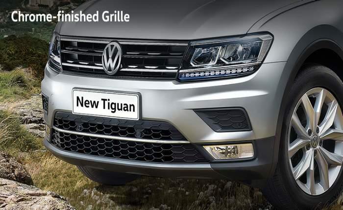 Volkswagen Tiguan Grille