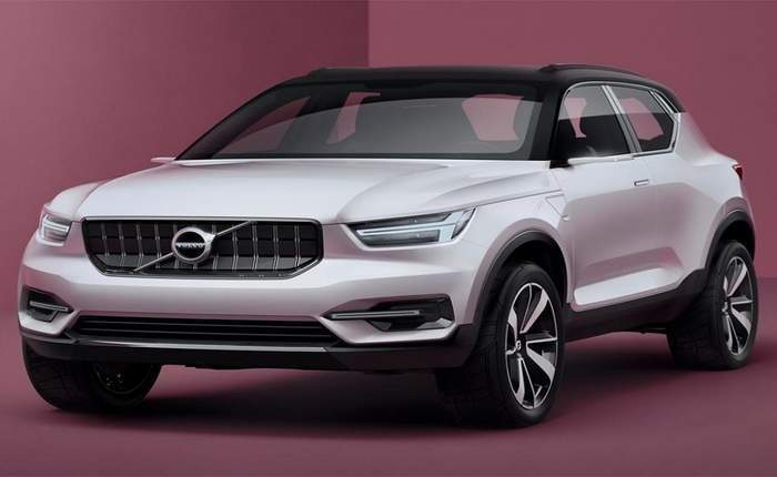 Volvo XC40 2018 Price in India, Launch Date, Review, Specs, XC40 Images