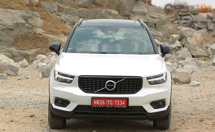 Volvo Xc40 On Road Price In Bangalore Offers On Xc40 Price In 2020 Carandbike