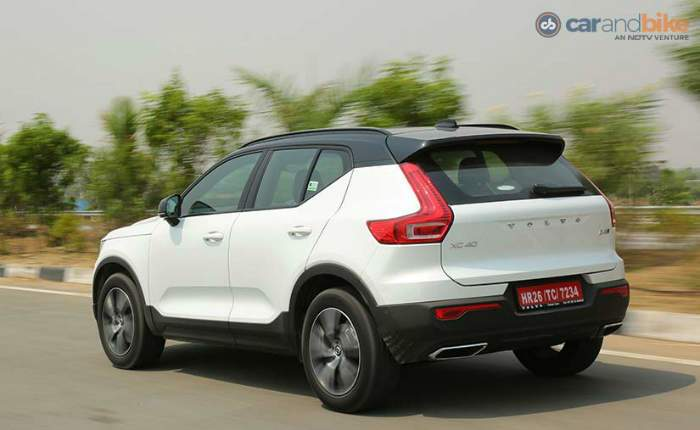 Volvo Xc40 On Road Price In Hyderabad Offers On Xc40 Price In 2020 Carandbike