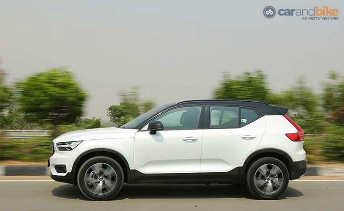 Volvo Xc40 Launch Date >> Volvo XC40 2018 Price in India, Launch Date, Review, Specs, XC40 Images