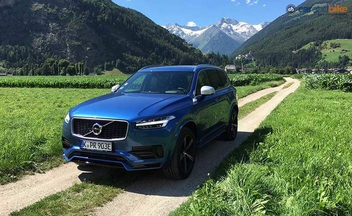 Volvo Xc90 Price In Chennai Get On Road Price Of Volvo Xc90