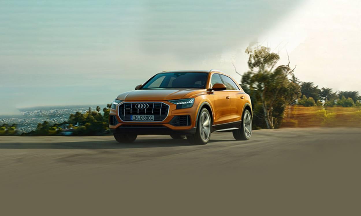 Audi Suv Models >> Audi Q8