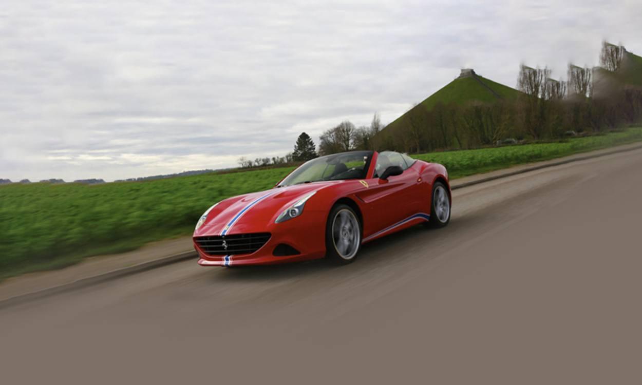 Ferrari California T Price, Images, Reviews and Specs