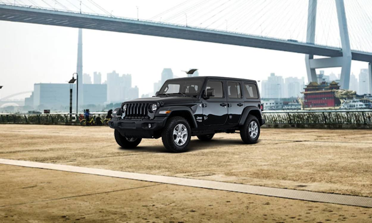 Jeep Wrangler Unlimited 2.0 4x4