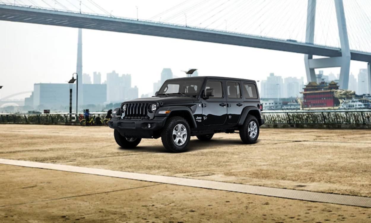 Jeep Wrangler Unlimited Price In Kolkata Check On Road Price Of
