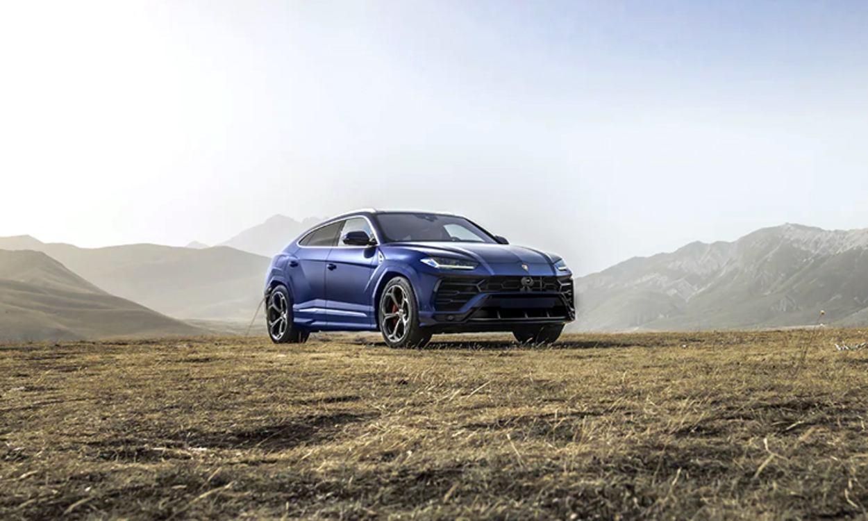 Lamborghini Suv Price >> Lamborghini Urus
