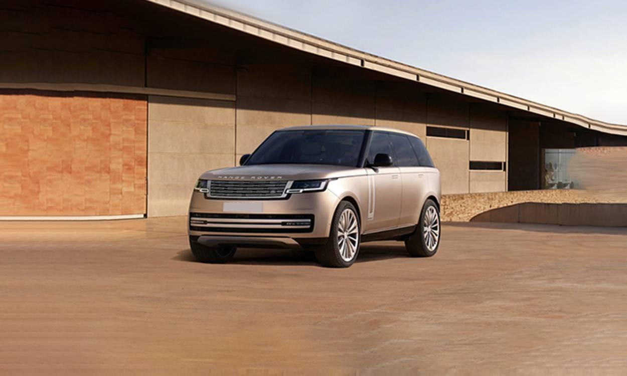 Land Rover Range Rover >> Land Rover Range Rover