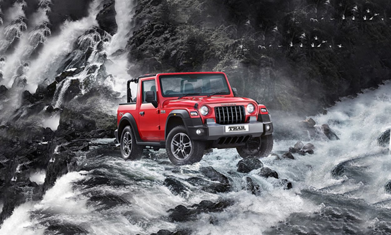 New Mahindra Thar 2020 Price In India 2021 Reviews Mileage Interior Specifications Of New Thar 2020