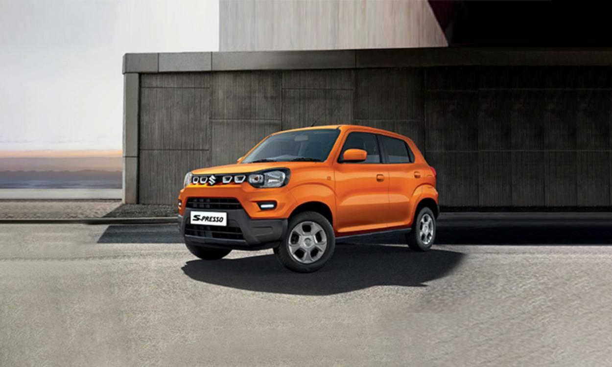 Maruti Suzuki S-Presso: Price, Features, Average, Specifications