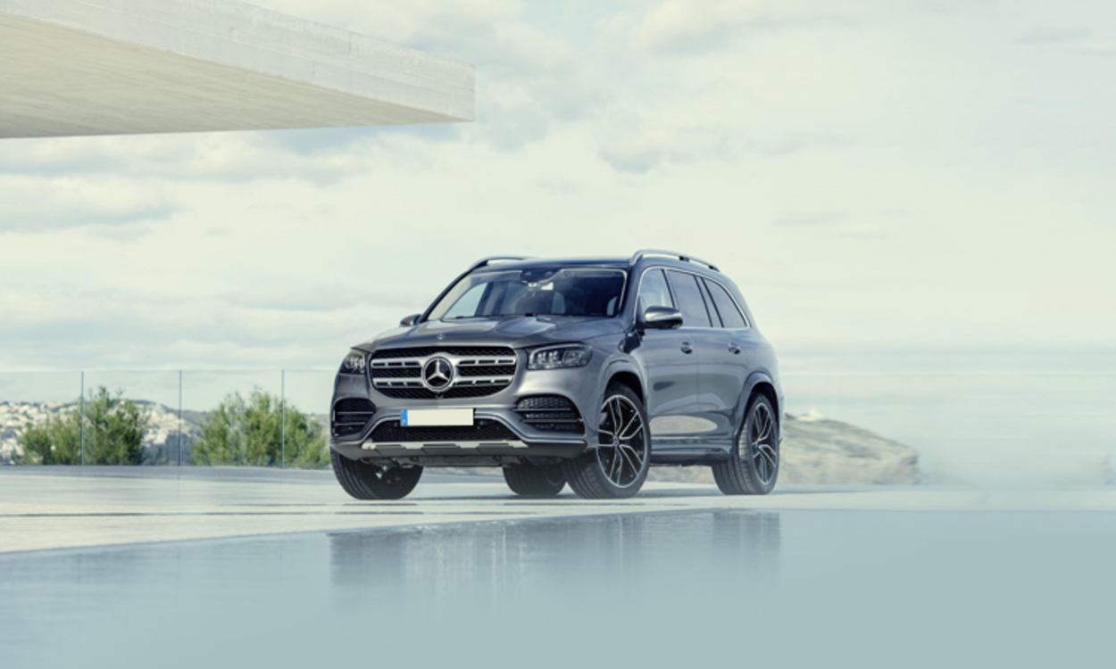 Mercedes Gls Amg >> Mercedes Amg Gls 63