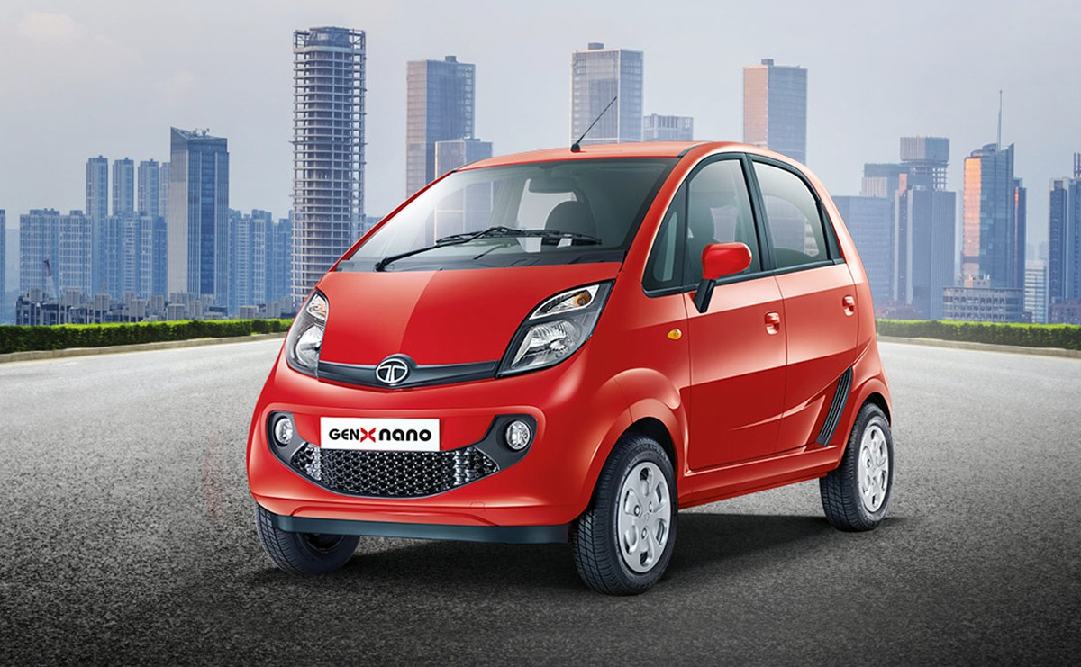 Tata Nano Price, Images, Reviews and Specs