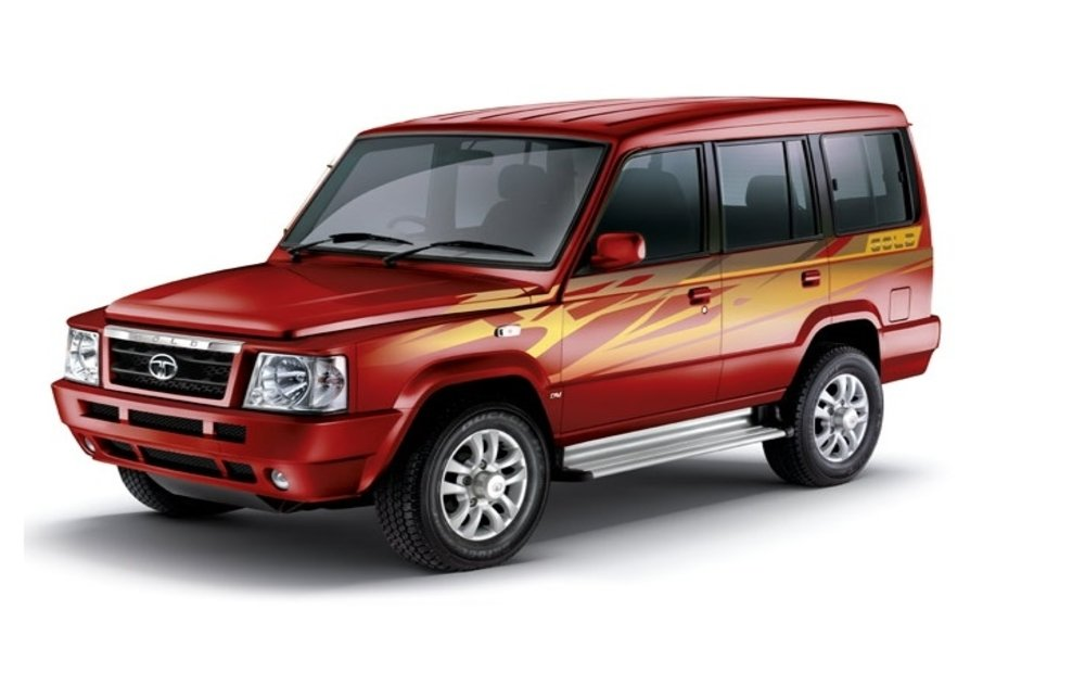Image result for Tata Sumo