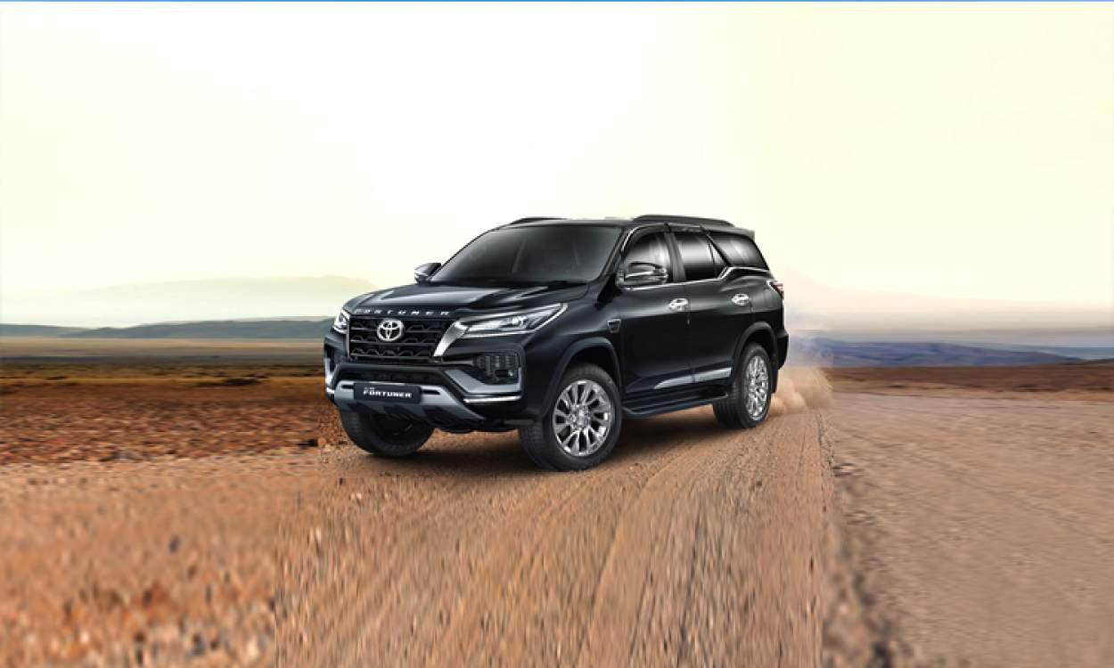 Kekurangan Toyota Fortuner 4X4 Tangguh