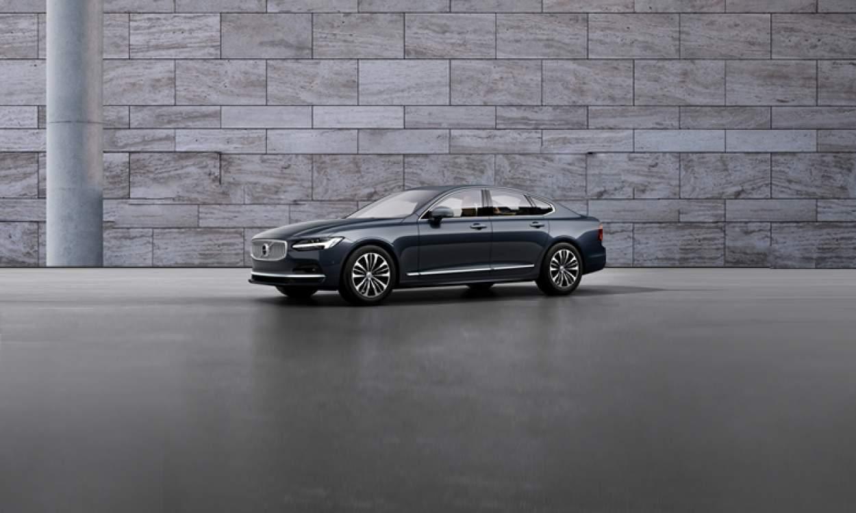 Volvo s90 2019 fiyat