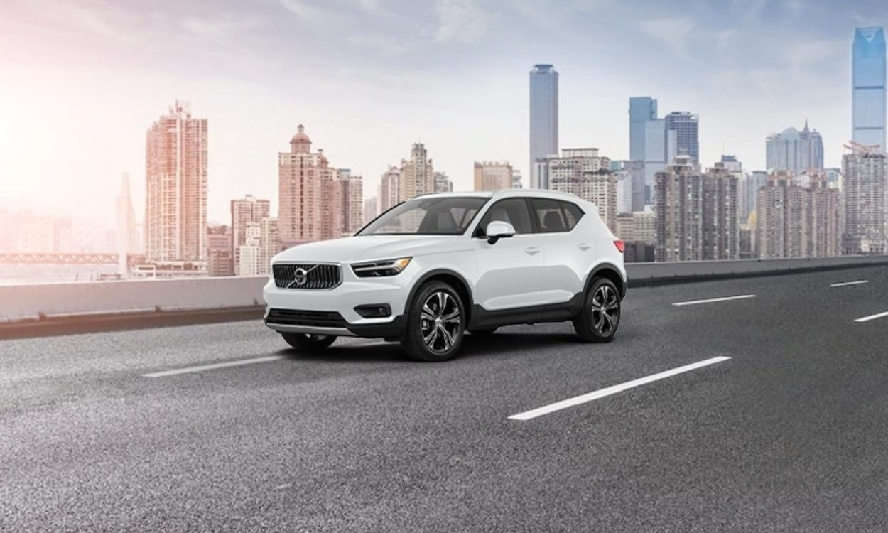 Volvo XC40 Price, Images, Reviews and Specs