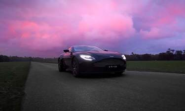 Aston Martin V Vanquish Price In India Images Mileage Features - Aston martin v12 vanquish