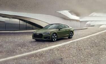 Audi A5 Sedan Car