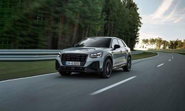 audi q2 black edition specification