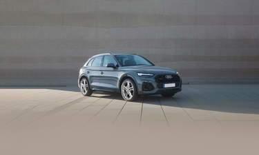 Audi Q5 SUV Car