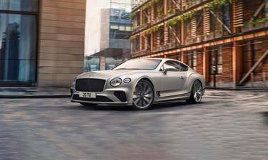 bentley continental price in india, images, mileage, features