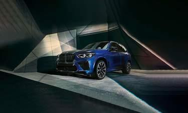 BMW X5 M SUV Car