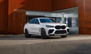 BMW X6 M SUV Car