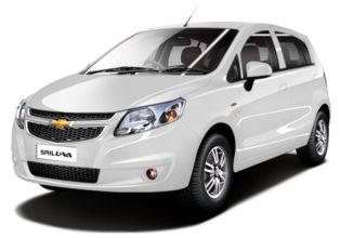 Chevrolet Sail UVA Price in India, Images, Mileage ...