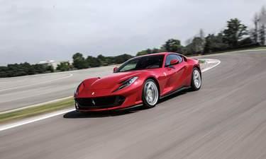Ferrari car models