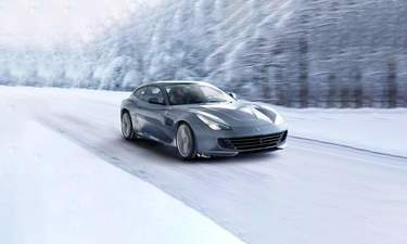 Ferrari GTC4Lusso Coupe Car