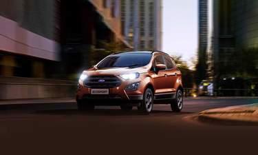 Compare Ford EcoSport Vs Maruti Suzuki Baleno Vs Volkswagen