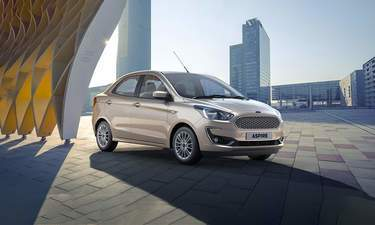 Ford Figo Aspire Images