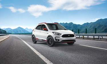 Ford Freestyle  sc 1 st  CarAndBike & Ford Freestyle Price in India Images Mileage Features Reviews ...