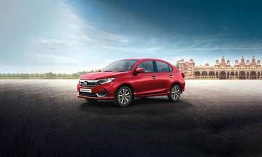 Honda Amaze Petrol Car Price In Coimbatore